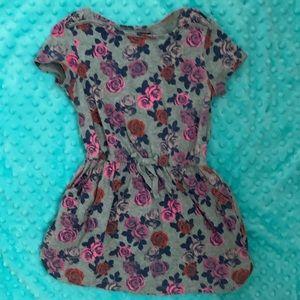 Gap Kids XS ( 4/5 ) adorable flower dress